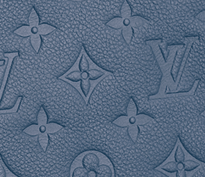 louis vuitton logo png. louis vuitton blue orage monogram empreinte logo png