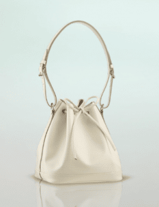 Louis Vuitton Epi Ivory Petit Noe Bag