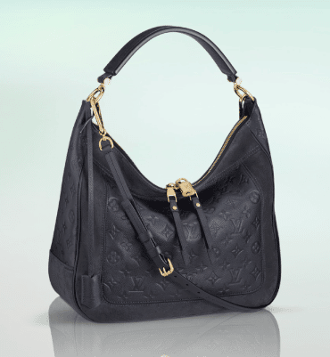 4a735df3237b Louis Vuitton Midnight Blue Infini Monogram Empreinte Audacieuse MM Bag · Louis  Vuitton Dark Violet Aube ...