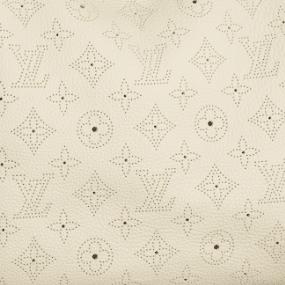 Louis Vuitton Ivory Mahina