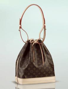 Louis Vuitton Monogram Canvas Noe Bag