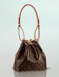 Louis Vuitton Monogram Canvas Petit Noe Bag