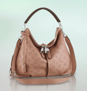 Louis Vuitton Pink Mahina Selene PM Bag