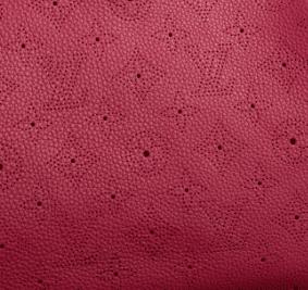 Louis Vuitton Red Grenat Mahina