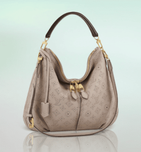 Louis Vuitton Light Beige Sandy Mahina Selene PM Bag
