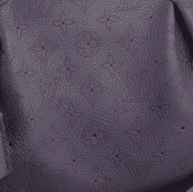 Louis Vuitton Violet Oursin Mahina