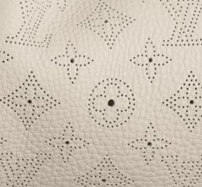 Louis Vuitton White Mahina