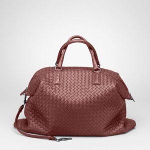 Bottega Veneta Appia Intrecciato Nappa Convertible Bag