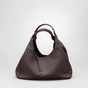 Bottega Veneta Ebano Campana Bag