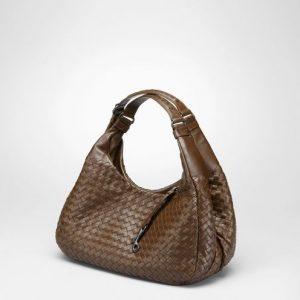 Bottega Veneta Junior Campana Small Bag