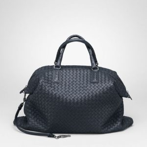 Bottega Veneta Tourmaline Intrecciato Nappa Convertible Bag
