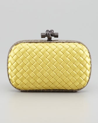 42091bb757 Bottega Veneta Knot Clutch Bag Reference Guide