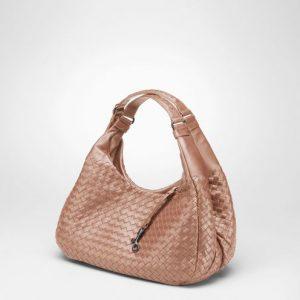 Bottega Venetta Poussin Campana Small Bag