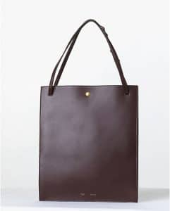 Celine Double Palmelato Shopping Tote bag - Fall 2013