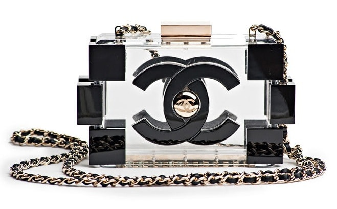 yves st. laurent bags - Chanel Lego Clutch Bag Reference Guide | Spotted Fashion