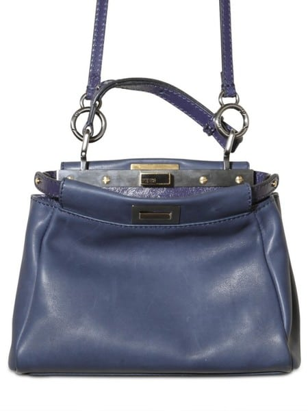 Fendi Peekaboo Mini Bag Reference Guide – Spotted Fashion