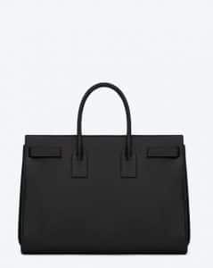 Saint Laurent Black Classic Sac De Jour Bag 1