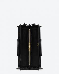 Saint Laurent Black Classic Sac De Jour Bag 3