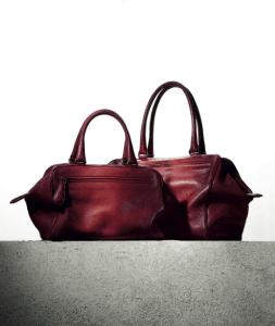 Bottega Veneta Fraise New Red Madras Sfumato Brera Bags