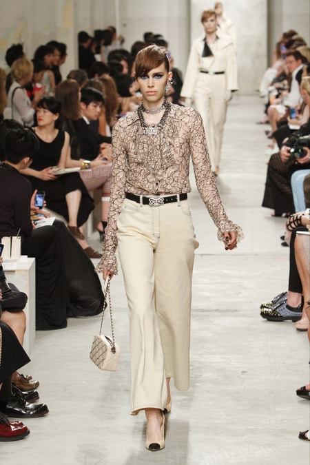 Chanel Cruise 2014 Runway Bag Collection Spotted Fashion