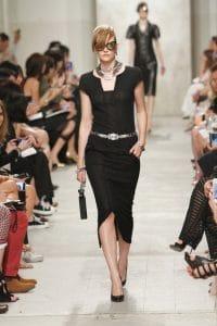 Chanel Black N°5 Perfume Bottle Bag - Cruise 2014 Runway