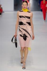 Dior Black Shoulder Bag - Cruise 2014 Runway
