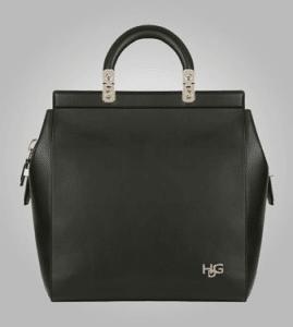Givenchy Black Mat House De Givenchy Tote Large Bag