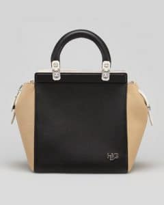 Givenchy Black/Beige/Ivory House De Givenchy Tote Small Bag 2