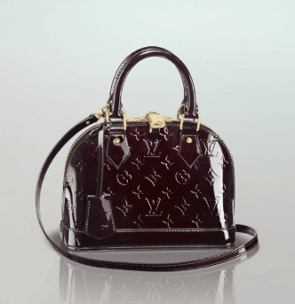 Louis Vuitton Alma Bb Bag Reference Guide Spotted Fashion