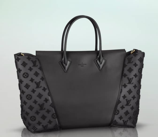 Louis Vuitton Trash Bags Gallery The New Louis Vuitton W Bag Styles For 2014 Spotted Fashion