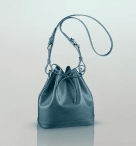 Louis Vuitton Cyan Epi Noé BB Bag