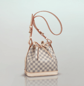 Louis Vuitton Damier Azur Noé BB Bag