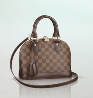 Louis vuitton alma bb bag reference guide spotted fashion for Louis vuitton miroir alma bag price