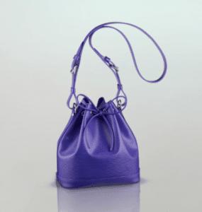 Louis Vuitton Figue Epi Noé BB Bag