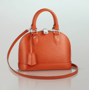Louis Vuitton Piment Epi Alma BB Bag