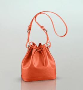 Louis Vuitton Piment Epi Noé BB Bag