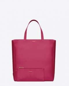 Saint Laurent Pink Classic North-South Shopping Bag 3