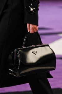 Prada Black Doctor Bag - Fall 2012