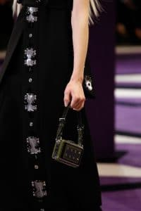 Prada Black Embellished Mini Bag - Fall 2012