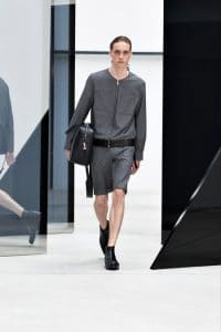 Balenciaga Black Messenger Bag 2 - Spring 2014
