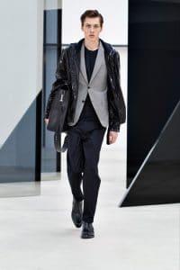 Balenciaga Black Messenger Bag 3 - Spring 2014