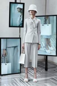 Balenciaga White Medium Tote Bag - Resort 2014