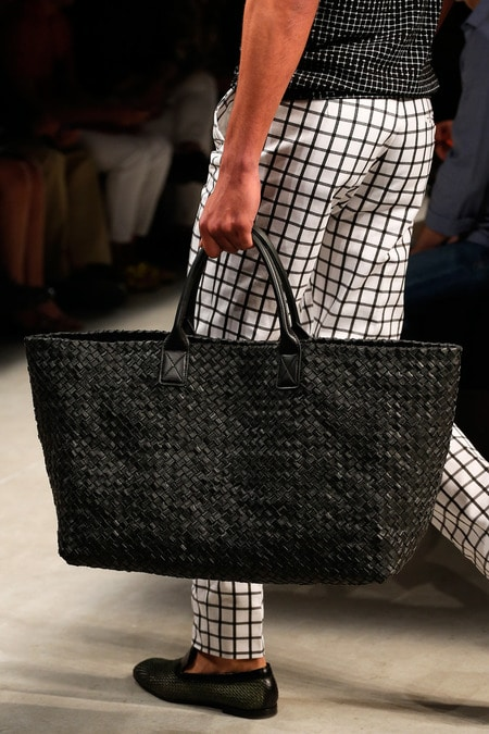 Man Bags from the Spring/Summer 2014 Menswear Collection
