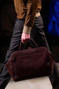 Bottega Veneta Burgundy Bag - Spring 2014