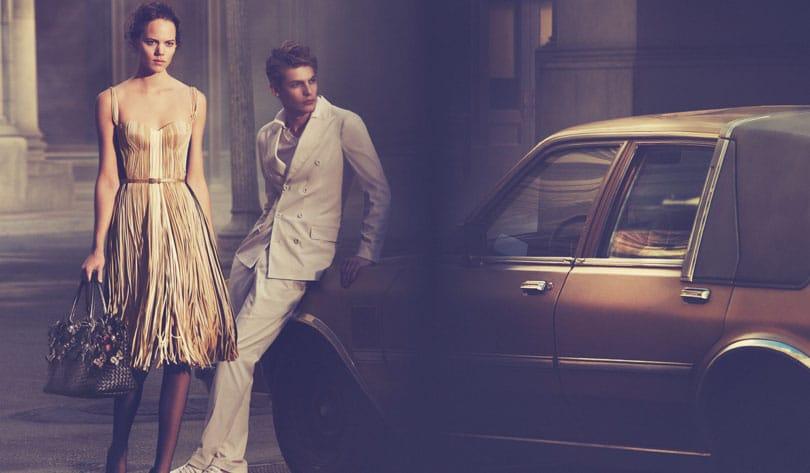 The Bags of the Bottega Veneta Spring/Summer 2013 Ad ...