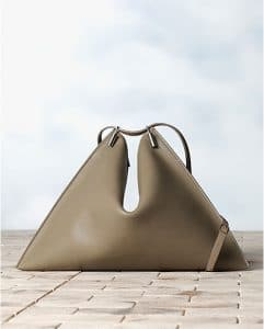 Celine Beige Fortune Cookie Shoulder Bag - Winter 2013
