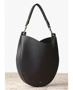 Celine Black Hobo Bag - Winter 2013