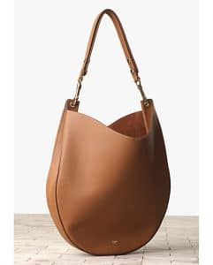 Celine Camel Hobo Bag - Winter 2013