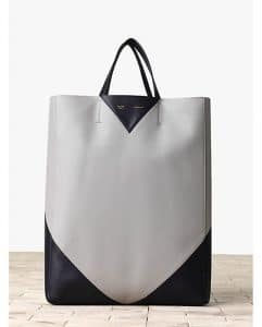 Celine Coeur Cabas Cloud Tote Bag - Winter 2013