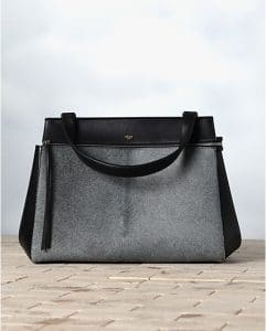 Celine Grey Pony Edge Bag - Winter 2013